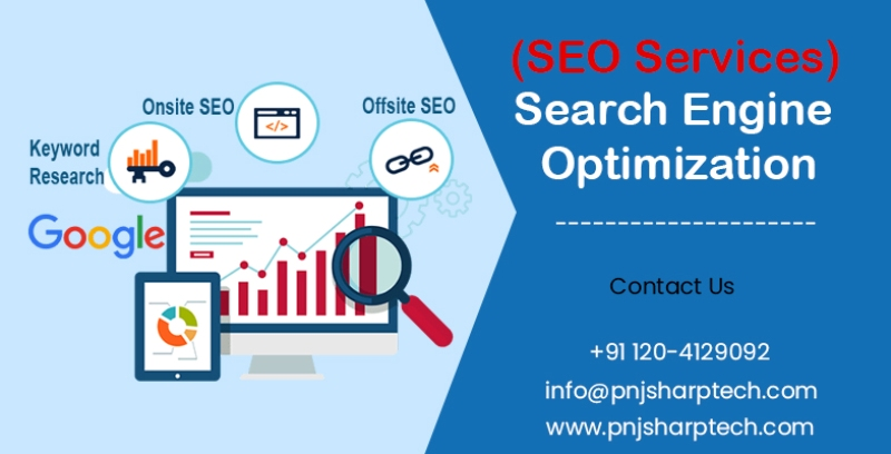 SEO Services PNJ Sharptech
