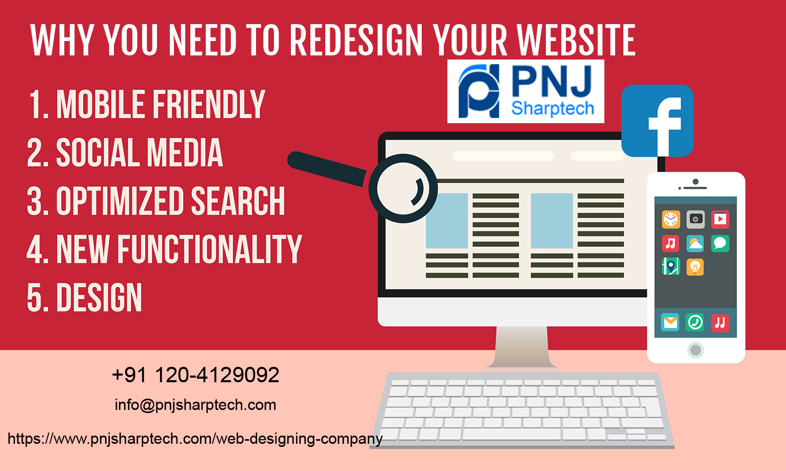 Basic Reason Why You Need to Redesign Your Website