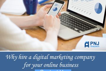 Why hire a digital marketing company for your online business