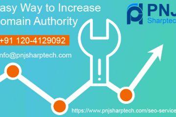 Increase Domain Authority