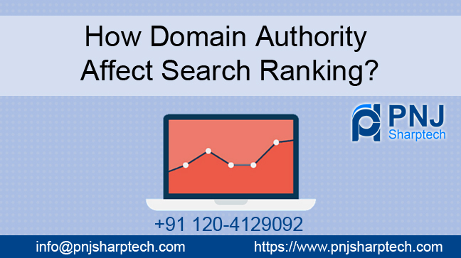How Domain Authority Affect Search Ranking