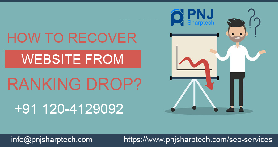 How to Recover Website from Ranking Drop