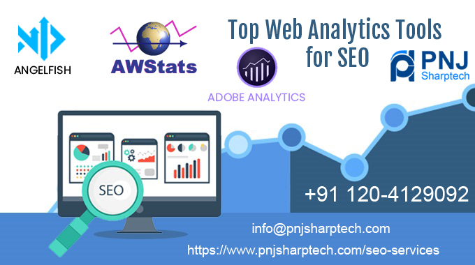 Top web analytics tools for SEO