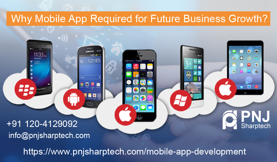 Why Mobile App Development Required
