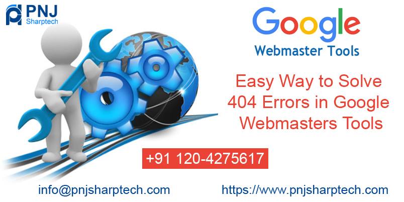 Solve 404 Errors in Google Webmasters Tools