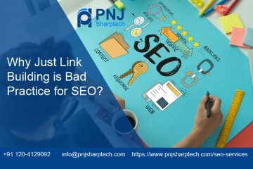 Link Building is Bad Practice for SEO