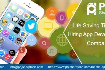 Hiring App Development Company