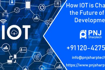 IOT changing the future of web development