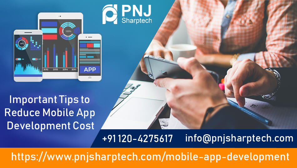reduce mobile app development cost