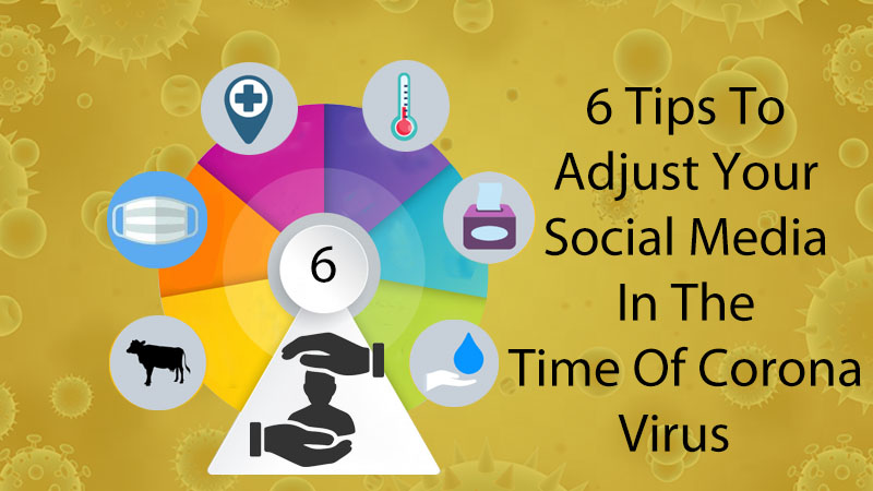 Tips To Adjust Your Social Media