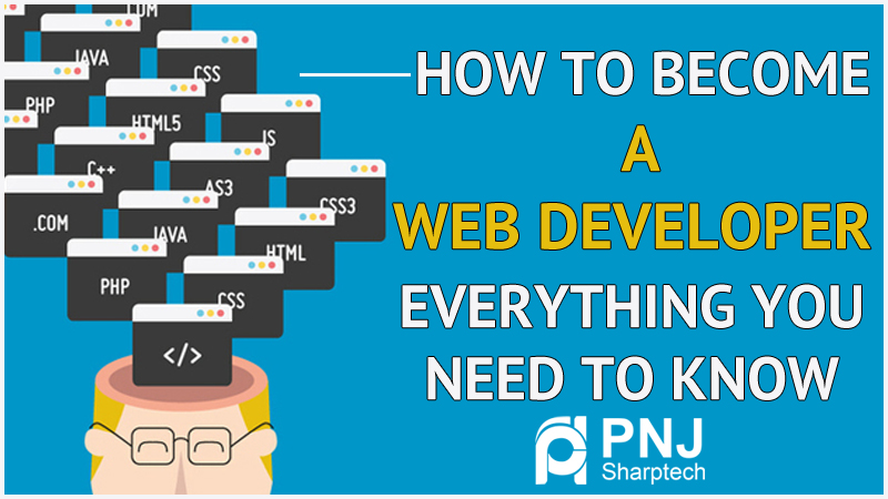 How To Become A Web Developer You Need To Know Digital Marketing Company Noida Ncr Best Seo Services India