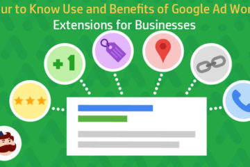 Google Ad Words Extensions