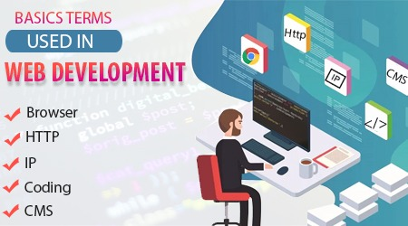 Basics terms used in Web Development