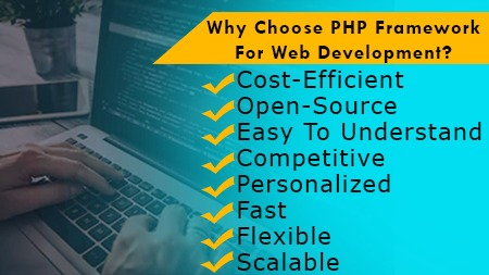 Why Choose PHP Framework For Web Development