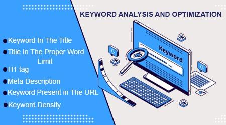 Keyword Analysis and Optimization