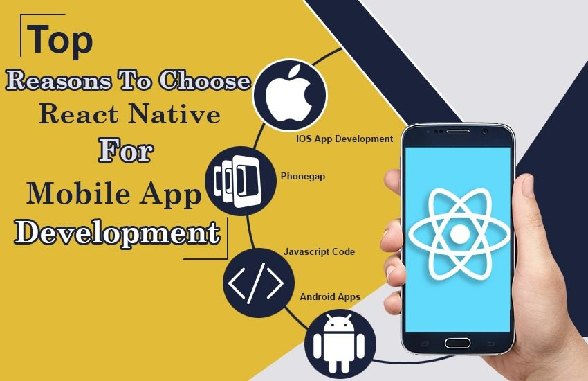 Top Reasons To Choose React Native for Mobile App Development
