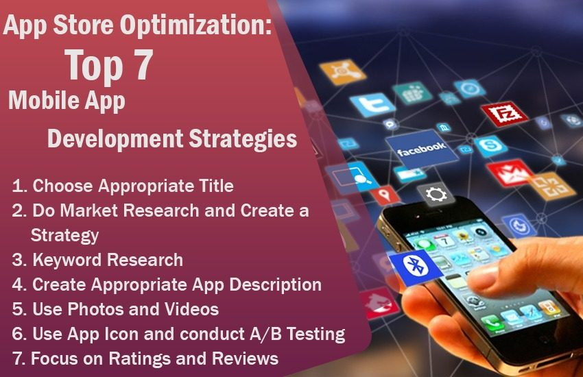 App Store Optimization - Top 7 Mobile App Development Strategies