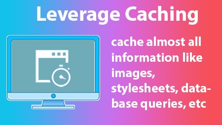 Leverage Caching