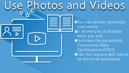 Use Photos and Videos