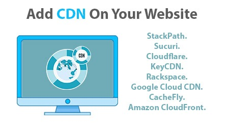 Add CDN On Your Website