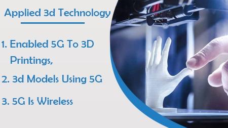 Applied 3d Technology