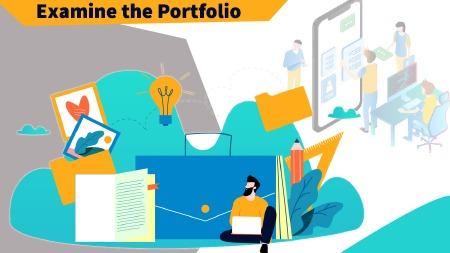 Examine the Portfolio