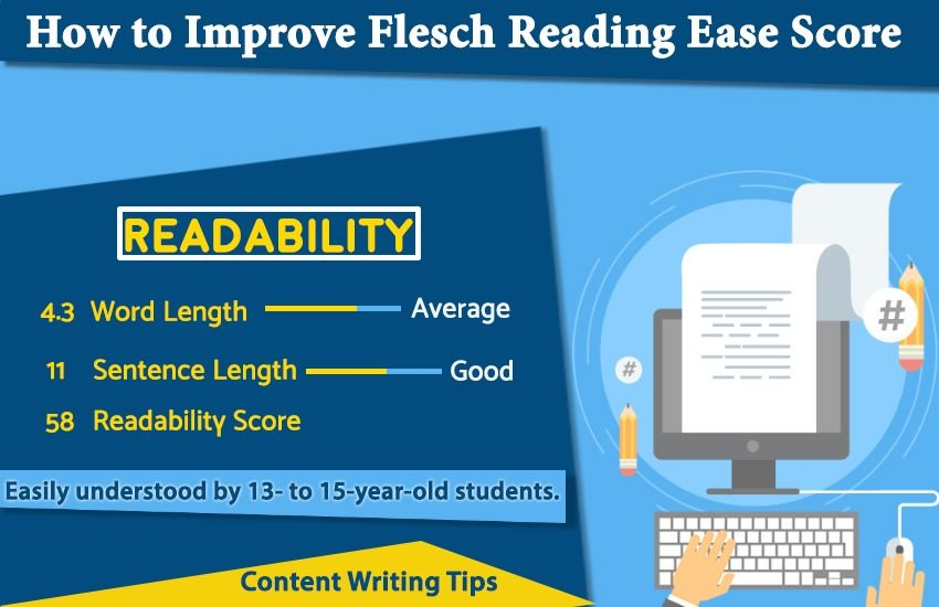 How to Improve Flesch Reading Ease Score
