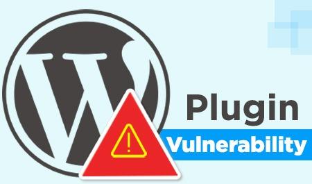 Plugin Vulnerability