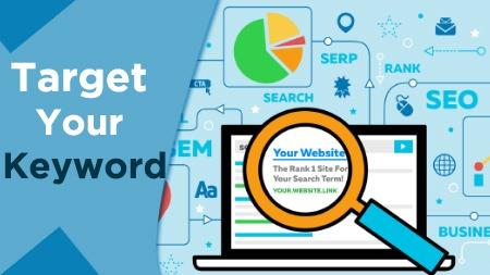 Target Your Keyword