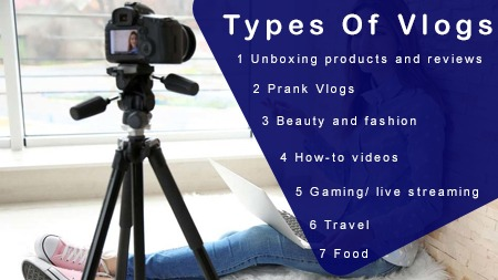 Types of Vlogs