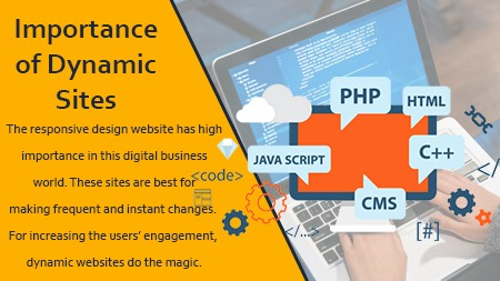 Importance of Dynamic sites