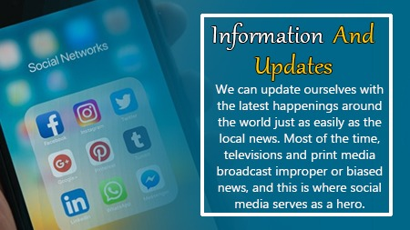 Information and updates