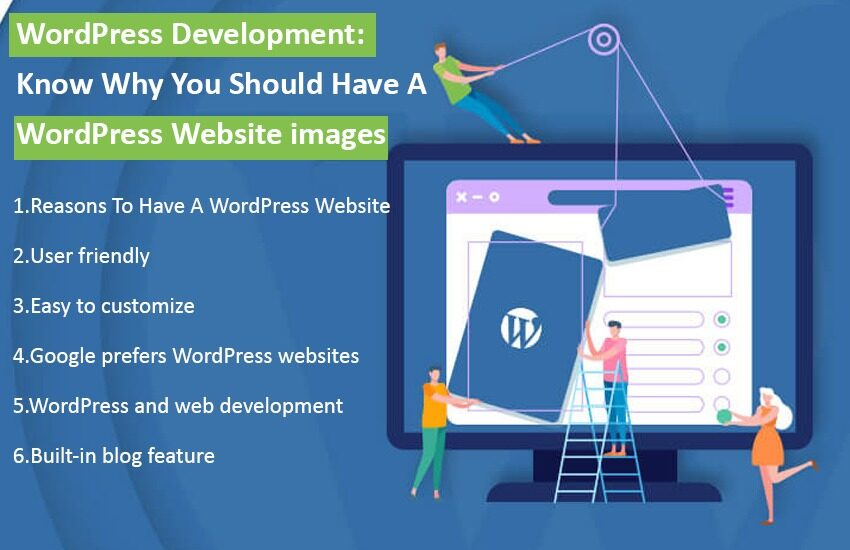 Know Why You Should Have a Wordpress Website