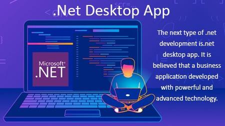 .Net desktop app
