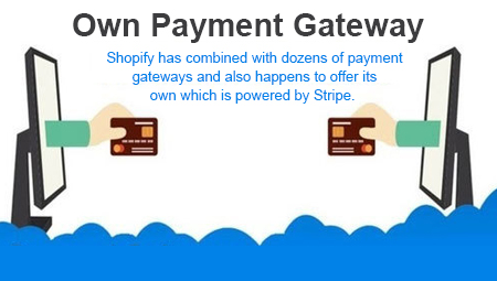 Own payment gateway