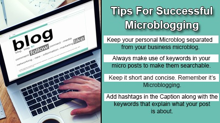 Tips For Successful Microblogging