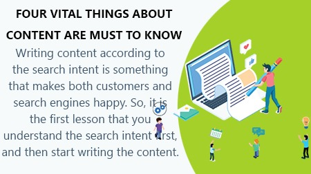Four vital things about content are must to know