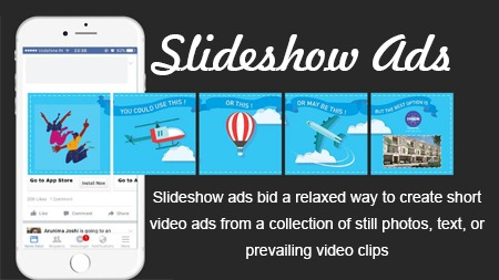 Slideshow ads
