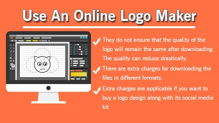 Use an online logo maker