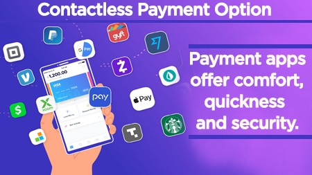 Contactless Payment Option