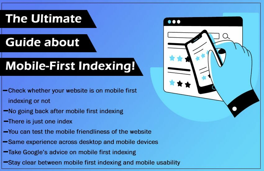 The Ultimate Guide about Mobile-First Indexing!