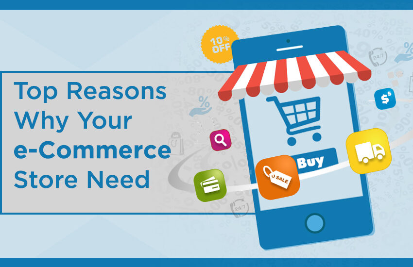Top Reasons Why Your eCommerce Store Needs a Mobile App