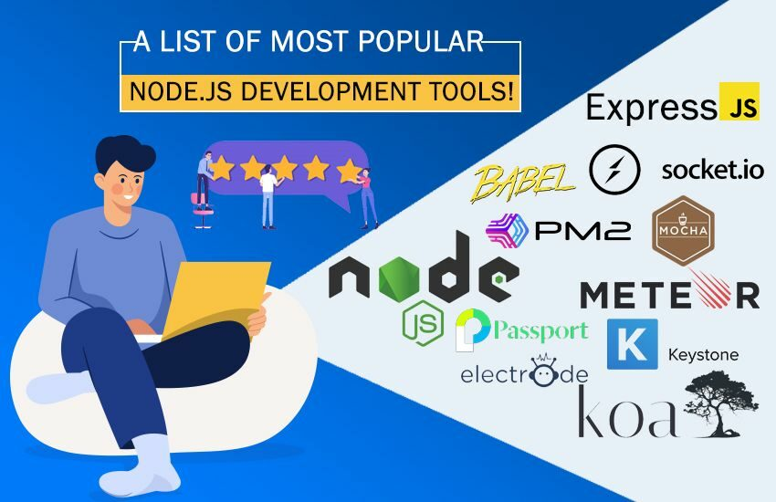 A List of Most Popular Node.JS Development Tools