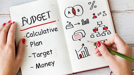 Decide upon a budget