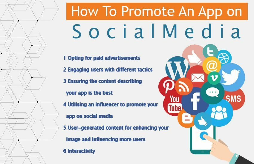 How To Promote An App on Social Media