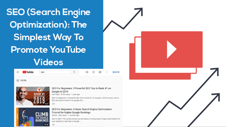 SEO (Search Engine Optimization The Simplest Way To Promote YouTube Videos