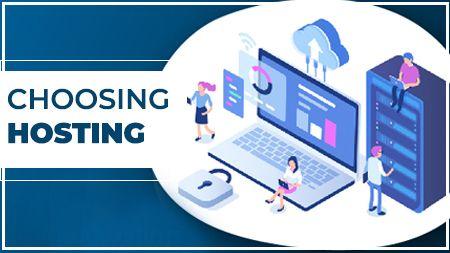 Choosing hosting
