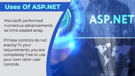 Uses Of ASP.NET