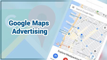 Google Maps Advertising