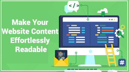 Make Your Website Content Effortlessly Readable